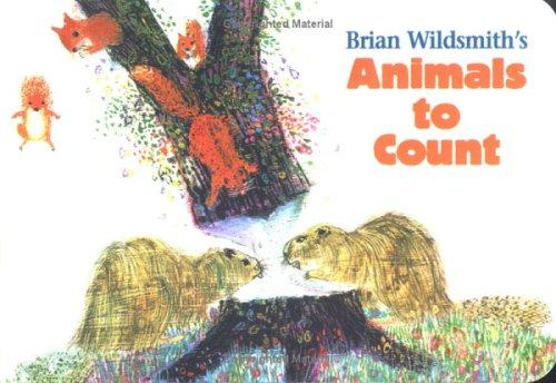 Download Brian Wildsmith's animals to count.