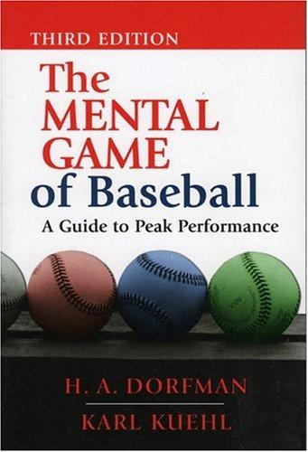 Download The Mental Game of Baseball