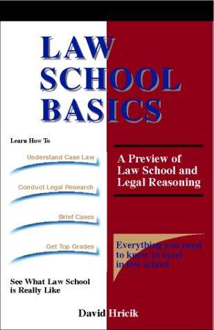Download Law School Basics
