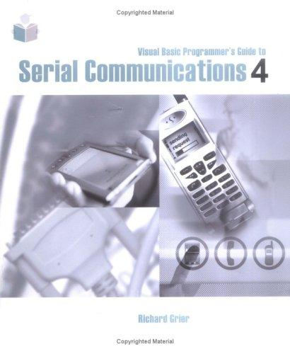 Download Visual Basic Programmer's Guide to Serial Communications 4