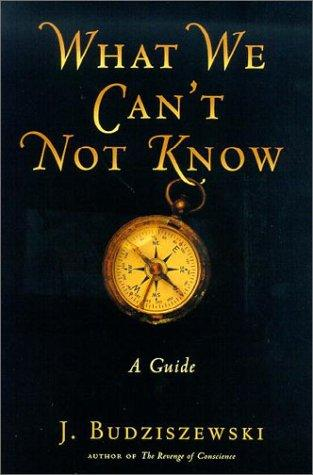 Download What we can't not know
