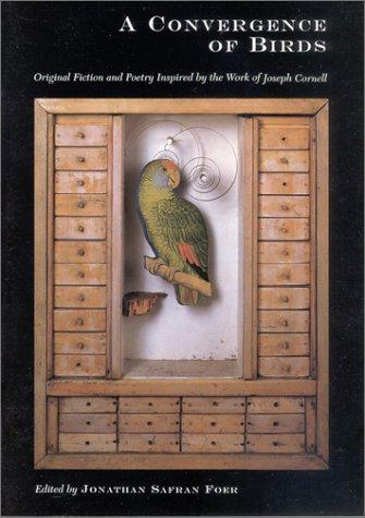 Image for A Convergence of Birds: Original Fiction and Poetry Inspired by Joseph Cornell