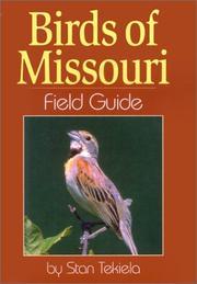 Birds of Missouri Field Guide [Paperback] by Stan Tekiela
