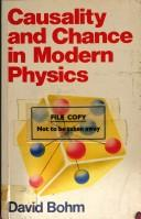 Download Causality and chance in modern physics