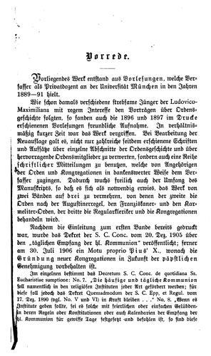 Download Die Orden und Kongregationen der Katholischen Kirche.
