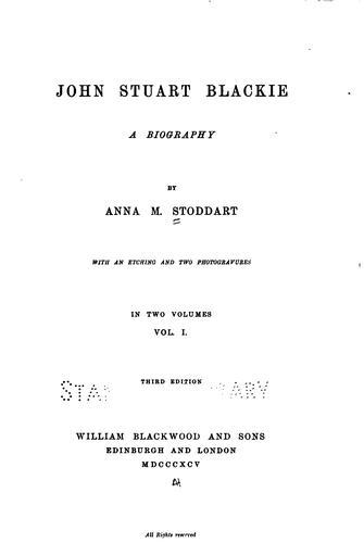 Download John Stuart Blackie.