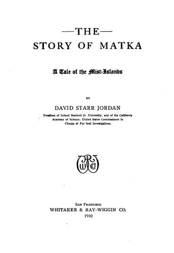 The story of Matka