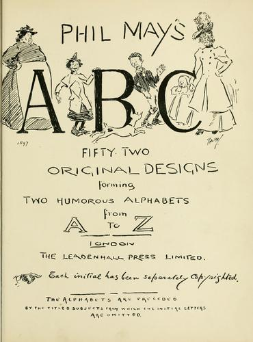 Download Phil May's ABC