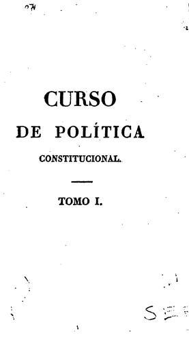 Download Curso de política constitucional