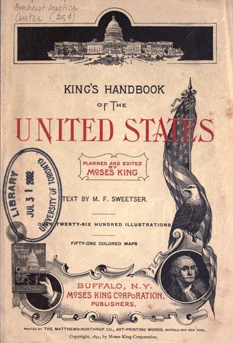 Download King's handbook of the United States