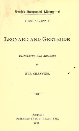 Download Leonard and Gertrude.