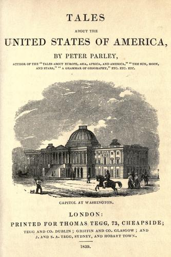 Download Tales about the United States of America