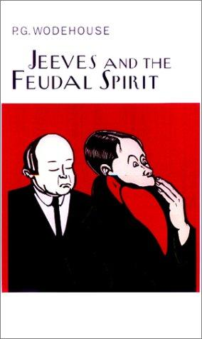 Download Jeeves and the feudal spirit