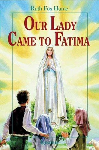 Download Our Lady Came to Fatima (Vision Books)