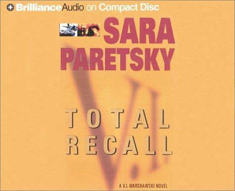 Download Total Recall (V.I. Warshawski Novels)