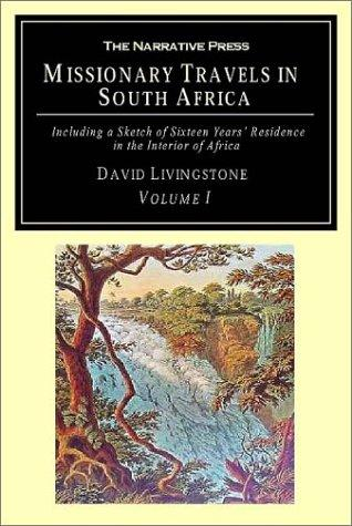 Download Missionary Travels in South Africa