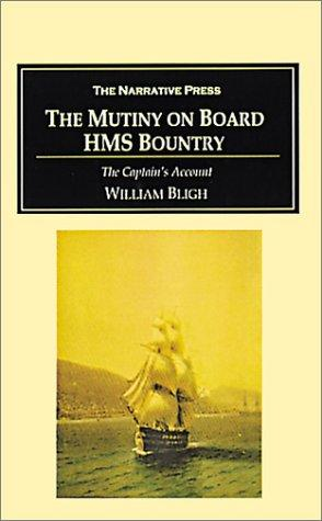 Download The Mutiny on Board H.M.S. Bounty