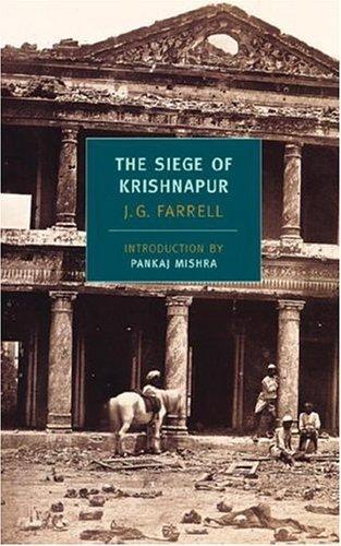 Download The siege of Krishnapur