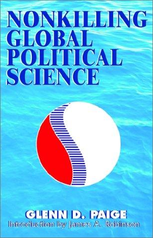 Download Nonkilling Global Political Science
