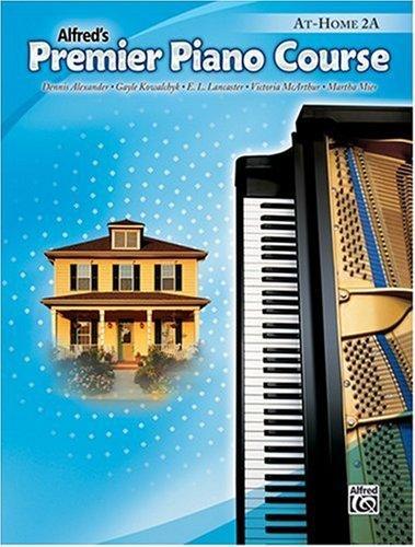 Download Premier Piano Course Athome Book