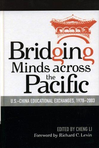 Bridging Minds Across the Pacific by Cheng Li
