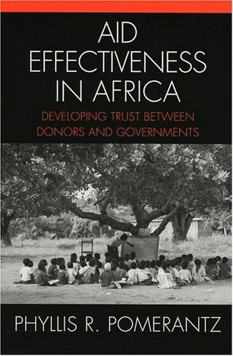 Aid Effectiveness in Africa