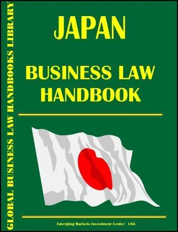 Download Japan Business Law Handbook