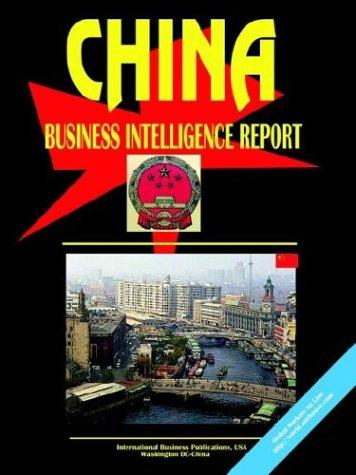 Download China Business Intelligence Report