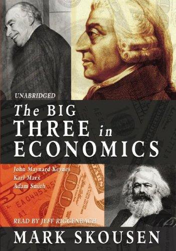 Download The Big Three in Economics