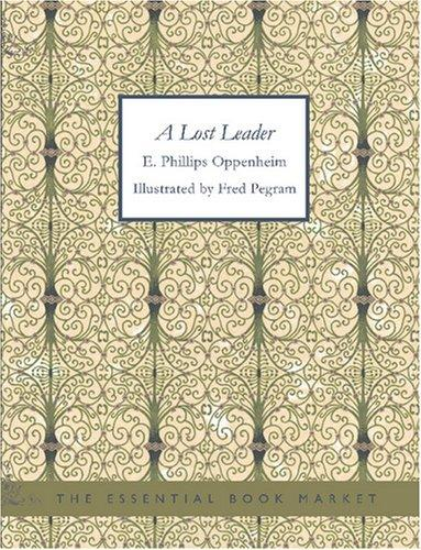 A Lost Leader (Large Print Edition)