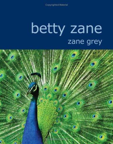 Download Betty Zane (Large Print Edition)