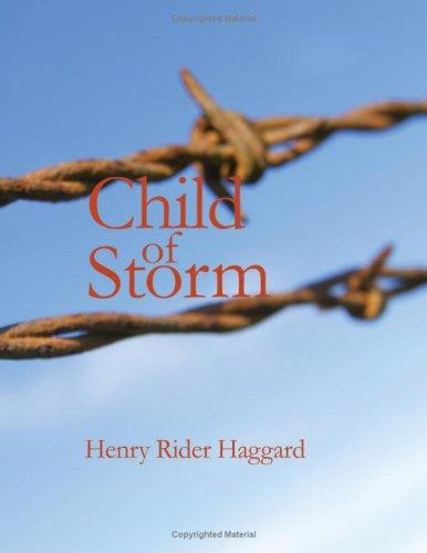 Child of Storm (Large Print Edition)