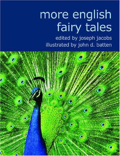 More English Fairy Tales (Large Print Edition)