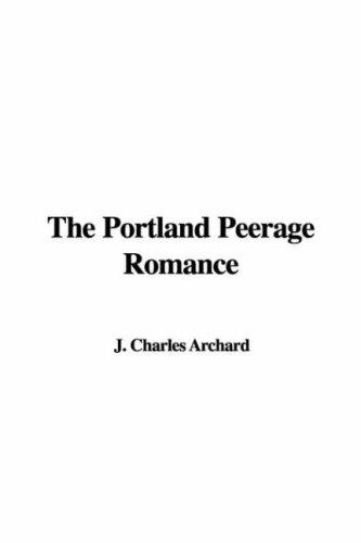 Download The Portland Peerage Romance