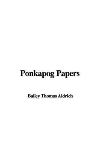 Download Ponkapog Papers