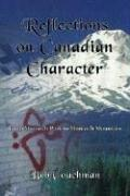 Reflections on Canadian character by Bob Couchman