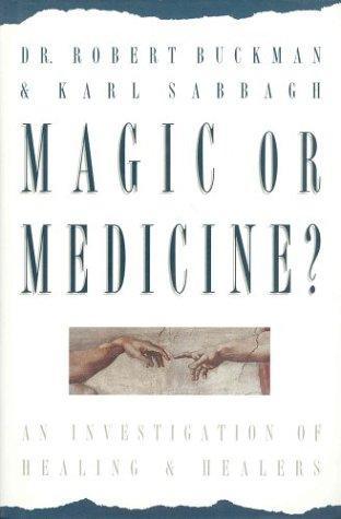 Download Magic or medicine?