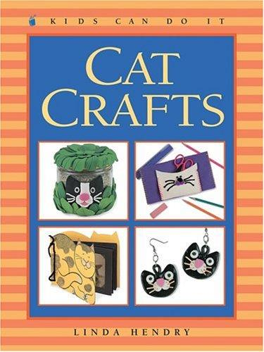 Download Cat Crafts (Kids Can Do It)