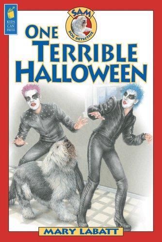Download One Terrible Halloween (Sam: Dog Detective)
