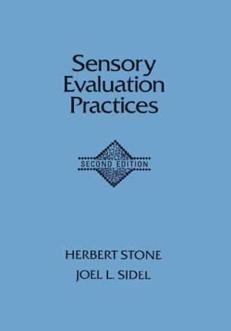 Download Sensory evaluation practices