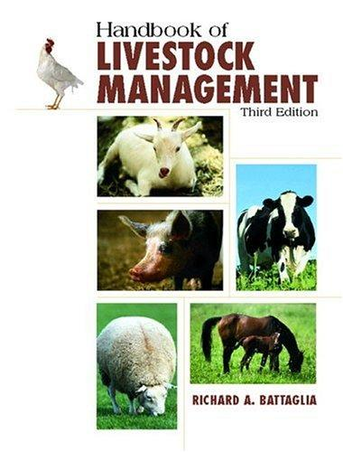 Download Handbook of Livestock Management (3rd Edition)