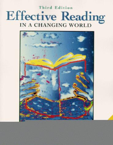 Download Effective reading in a changing world