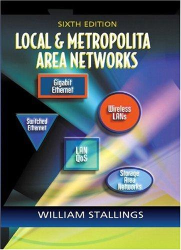 Download Local and metropolitan area networks
