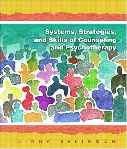 Download Systems, Strategies, and Skills of Counseling and Psychotherapy