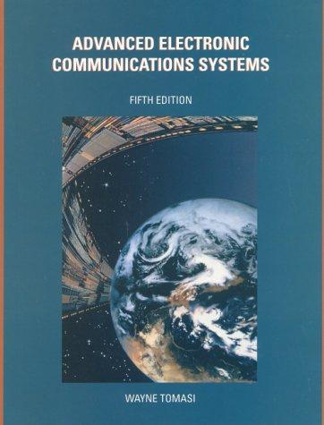 Download Advanced electronic communications systems