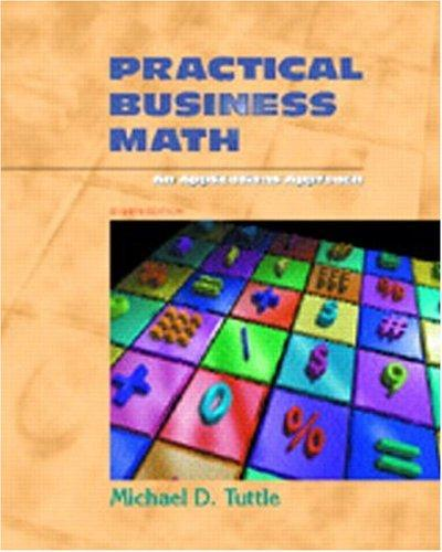 Download Practical Business Math