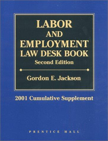 Download Labor and Employment Law Desk Book