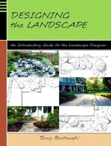 Designing the Landscape