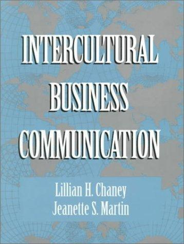 Download Intercultural business communication