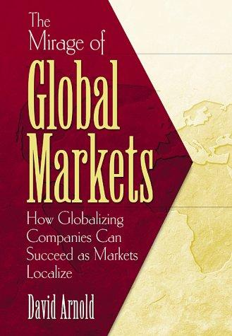 Download The Mirage of Global Markets